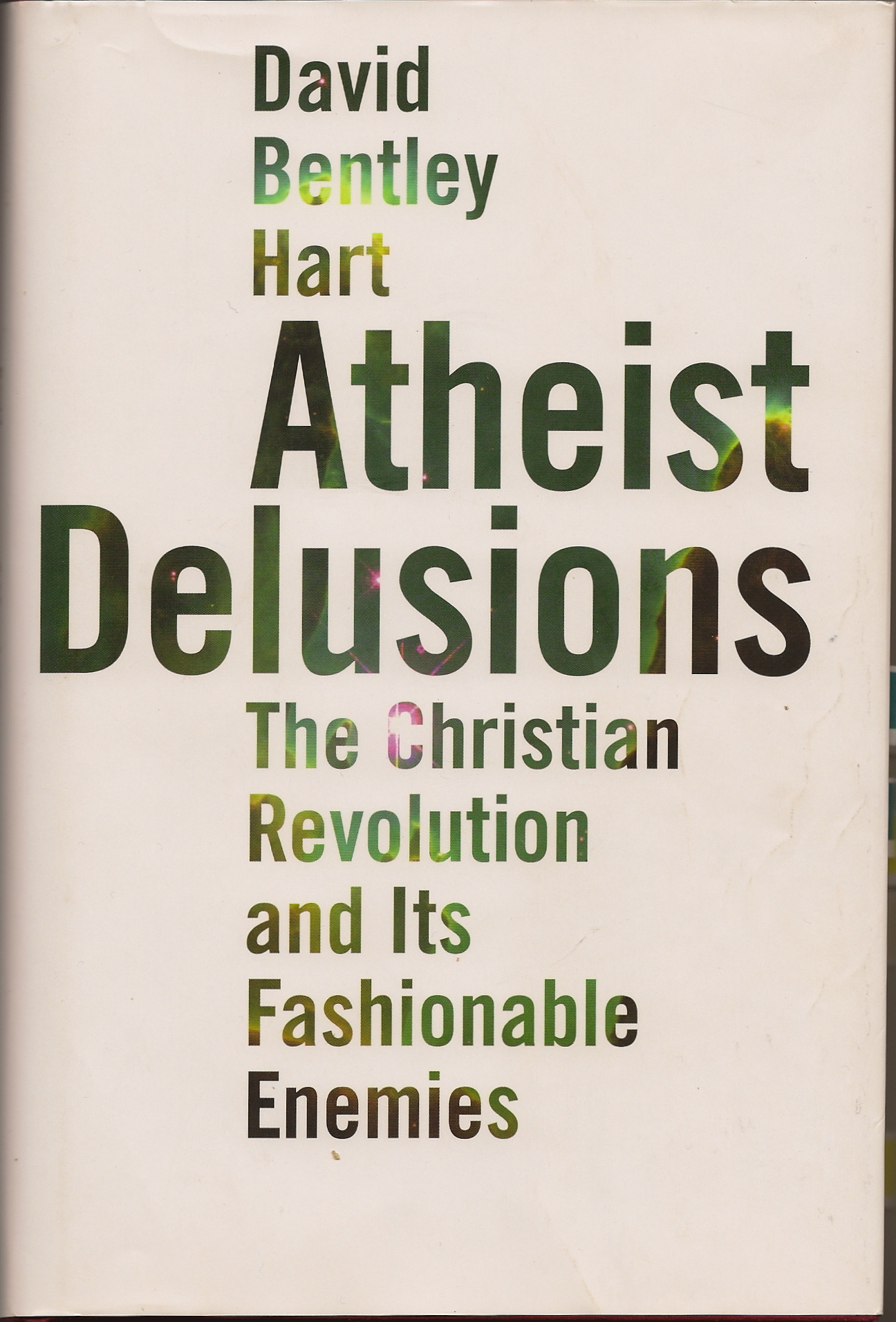 david harts overview of the christian revolution and its counterparts