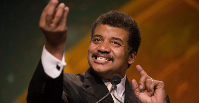 "Neil deGrasse Tyson ""Drunk"""