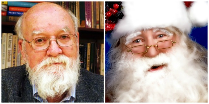 Daniel Dennett and Santa Claus