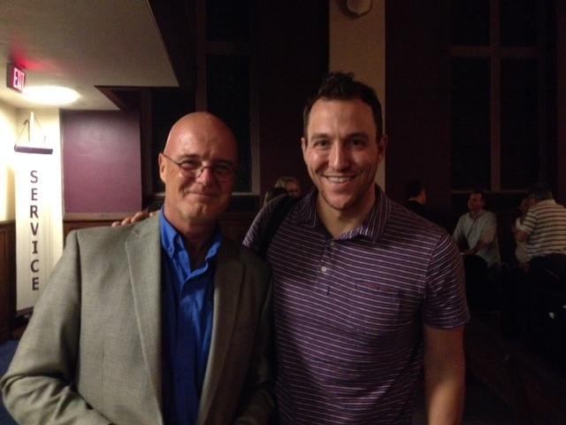 Brian McLaren and Mike Lehmann