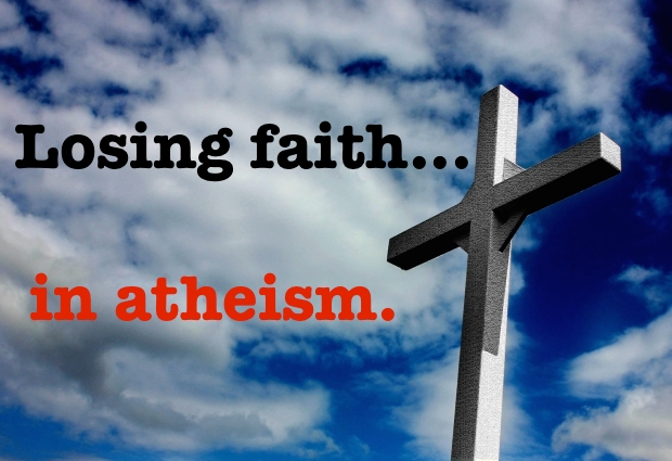 Losing faith in atheism