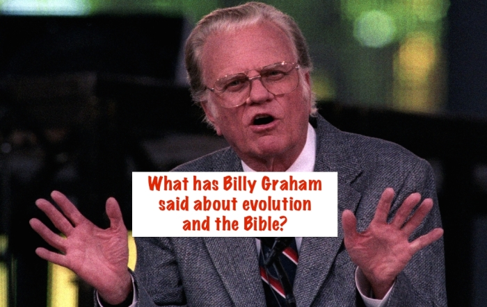 Billy Graham evolution