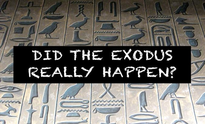 Did the Exodus really happen?