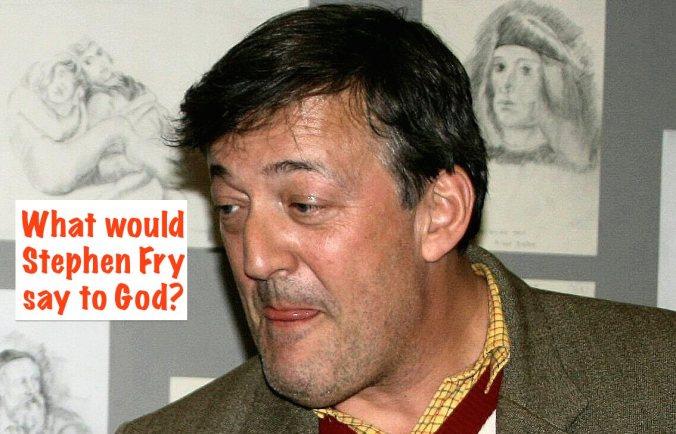 Stephen Fry God